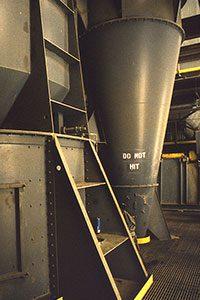 Florida Cement Air Separator