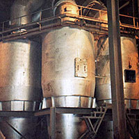 Lafarge Cement Canada Cyclones